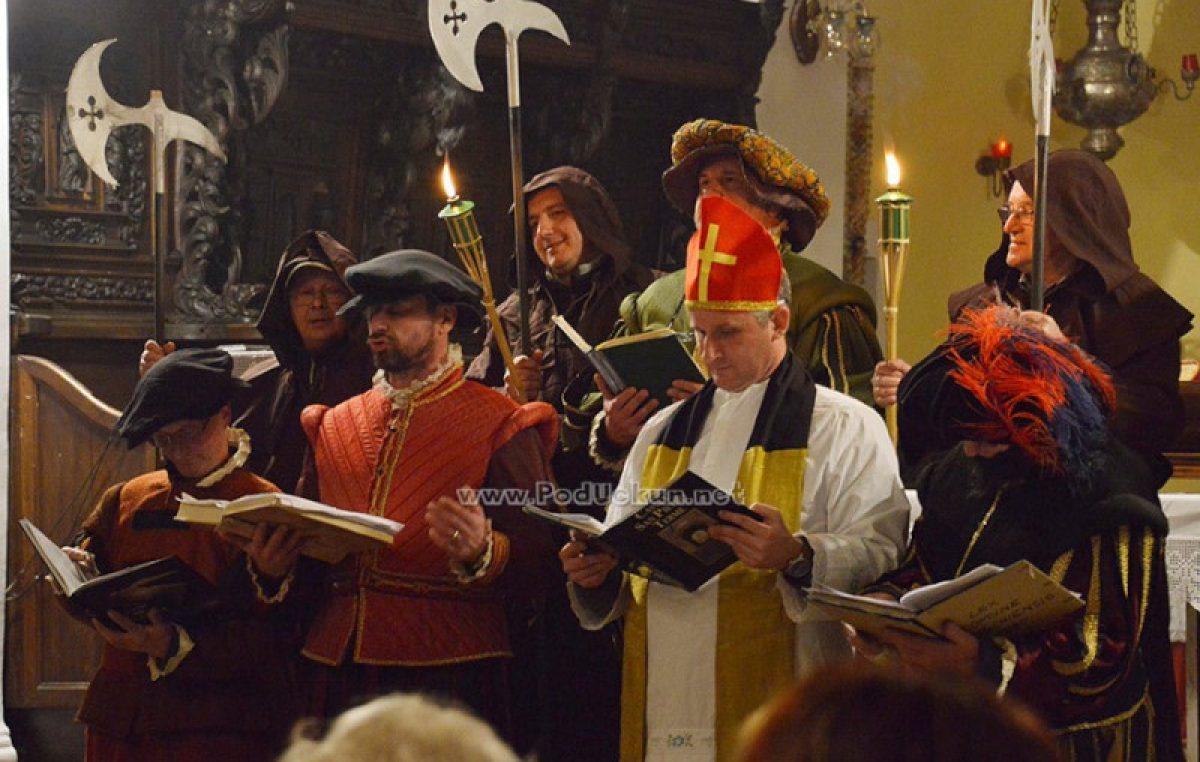 FOTO/VIDEO Proslavljena Kandalora – Povijesni dan Mošćenice 'vratio' Leto Gospodinovo 1747.