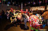 FOTO/VIDEO Velika Lumberova zabava pod maskama zagrijavanje za 37. Balinjeradu @ Opatija