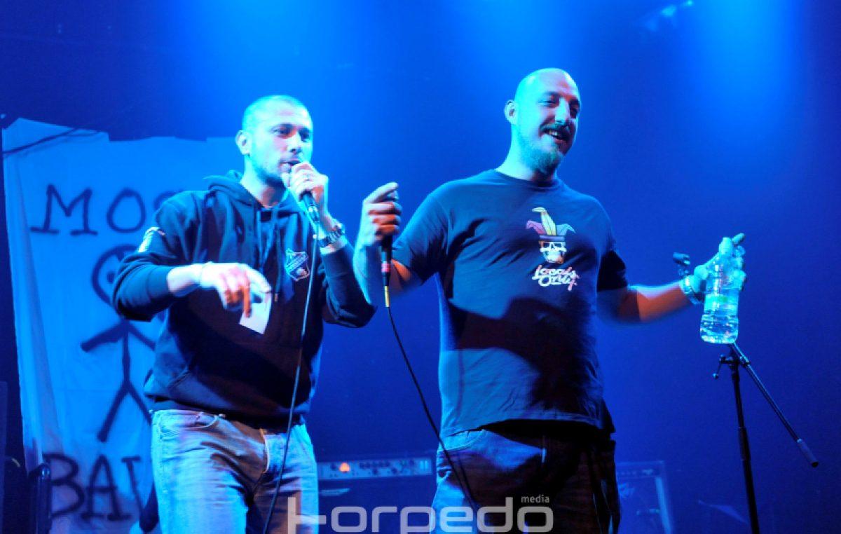 VIDEO 'Mosa bavlju': Izvrsni bendovi Pogon kulture ispunili odličnom glazbom i dobrim emocijama @ Rijeka