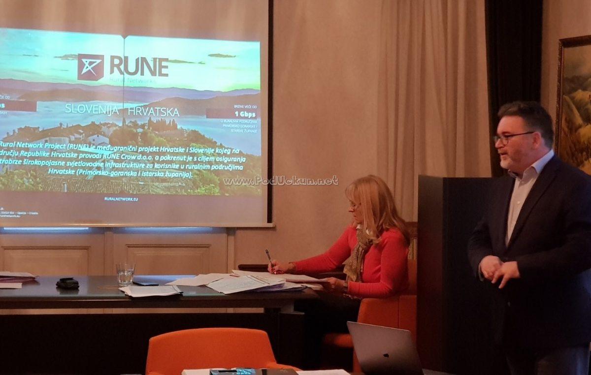Projekt RUNE – Prezentacija ultrabrzog interneta do svakog domaćinstva ove srijede u Iki