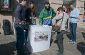 FOTO Spasimo grad – zaustavimo betonizaciju: Prikupljeno 900 potpisa podrške za zaustavljanje betonizacije grada Opatije