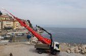 FOTO/VIDEO Raketa je spremna za let u svemir, Gobo za još jedan unaprijed izgubljeni sud @ Mošćenička Draga