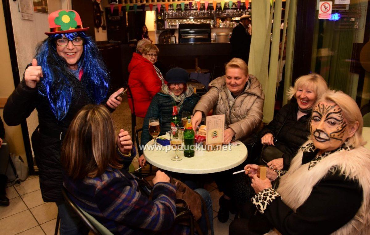Europska prijestolnica kumedije: Maškarani petak pul Barića pun smijeha, veselja i dobre zabave