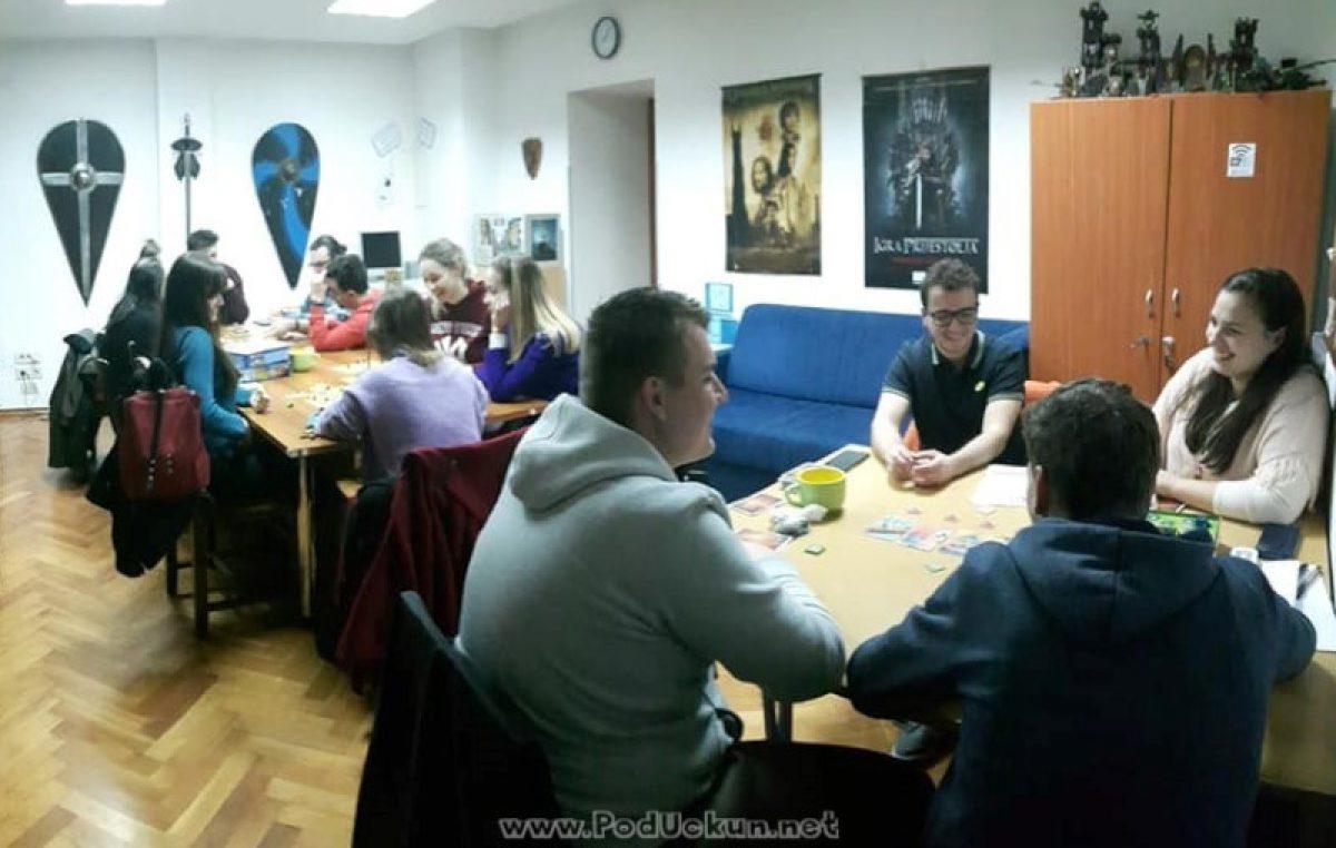 Druga ovogodišnja igraonica modernih društvenih igara sutra u prostoru udruge Kulturni front