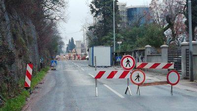 U OKU KAMERE Opatijska ulica zatvorena za sav promet – Narednih pet mjeseci prometovat će se preko Pavlovca