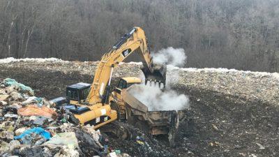 U OKU KAMERE Napreduju radovi na sanaciji odlagališta otpada Osojnica @ Matulji