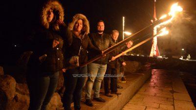 VIDEO/FOTO Okončano je karnevalsko doba – Spektakularno paljenje rakete ponovo oduševilo @ Mošćenička Draga