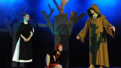 """Kazališna predstava za djecu """"Šuma Striborova"""" ove nedjelje u Gervaisu"""