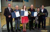 FOTO Na svečanoj sjednici Vijeća općinske nagrade uručene Emi Sušanj, Goranu Slaviću i članovima klape Skalin @ Matulji