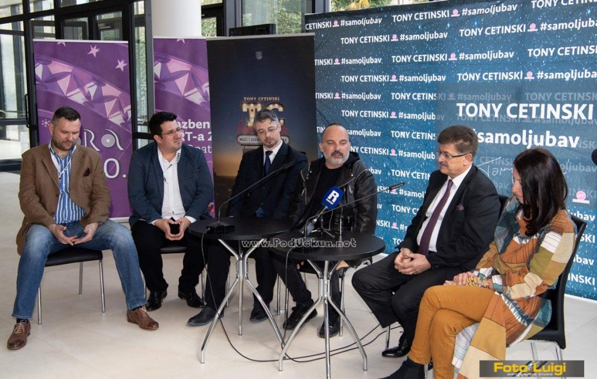 Škola pjevanja Tonya Cetinskog počinje s radom @ Opatija