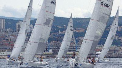 Sutra prva regata novog Torpedo sailing cupa @ Rijeka