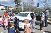 U OKU KAMERE Policijski službenici PP Opatija održali zanimljivu radionicu u Dječjem vrtiću Opatija
