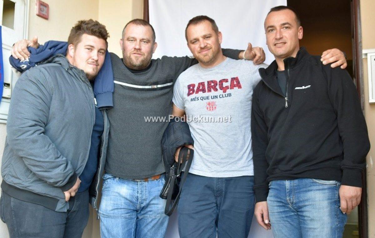 FOTO Braća Rubeša ukupno su krv dala 100 puta, prvo darivanje upisali su Anamarija Tenčić i Nenad Kos