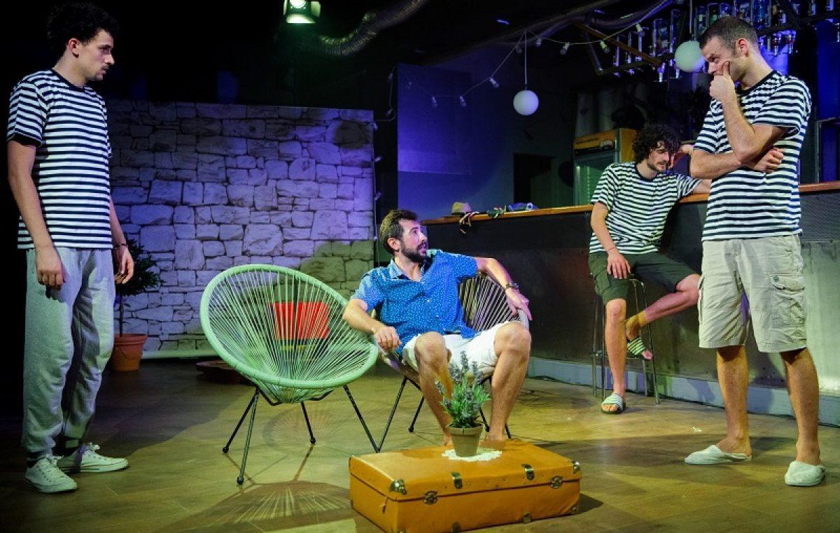 Predstava 'Dijete našeg vremena' ove subote u opatijskom centru Gervais