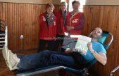 Braća Rubeša ukupno su krv dala 100 puta, prvo darivanje upisali su Anamarija Tenčić i Nenad Kos