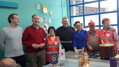 Jučerašnji ručak donirali članovi Lions cluba Opatija, akcija dobrovoljnog darivanja krvi danas u Hangaru