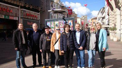 U OKU KAMERE Humanitarna izložba 'Nasmijana lica Riječkog karnevala' krasi Korzo