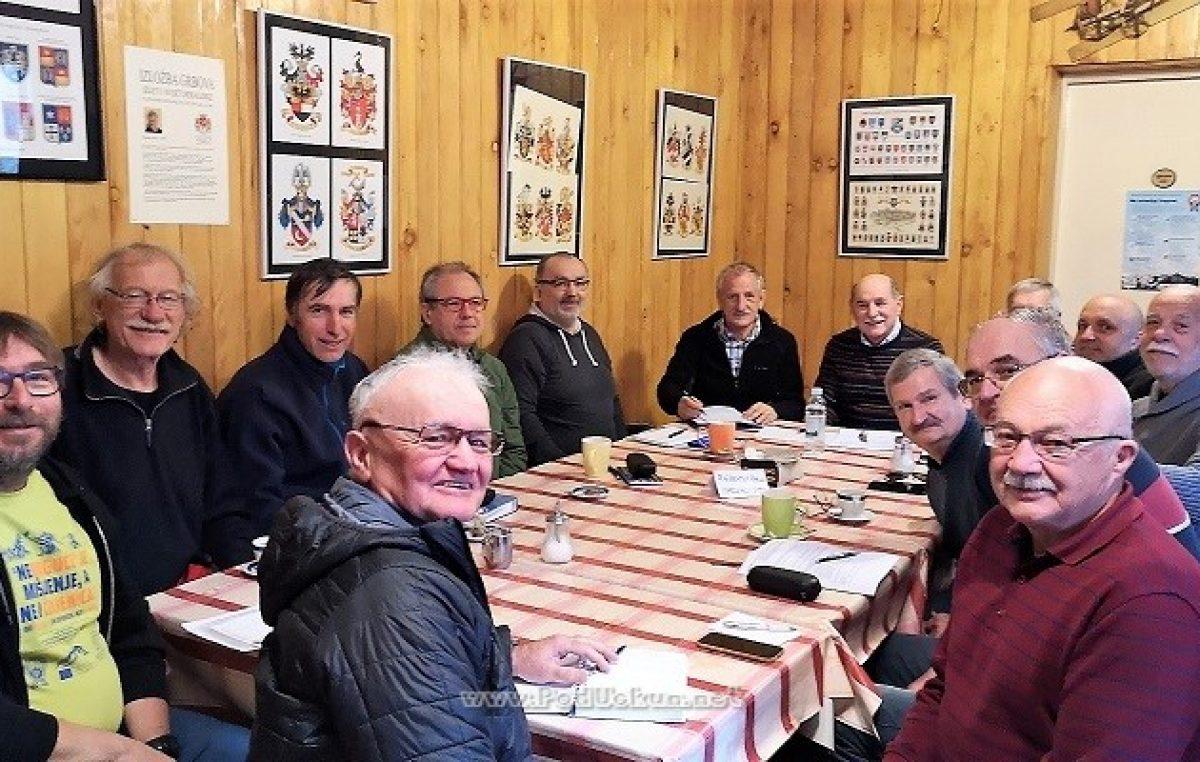 Na Poklonu održan sastanak vodećih istarskih markacista