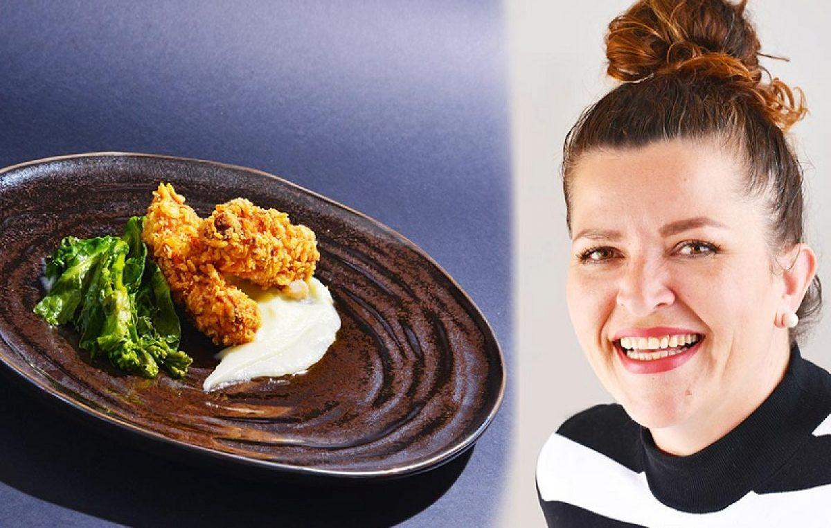 VIDEO Food session Srđane Jevtić – Morski pas u cornflakesu i cimice s pireom od cvjetače