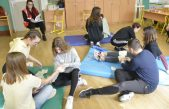 FOTO/VIDEO Učenici iz OŠ 'Drage Gervaisa' i Hotelijersko turističke škole izborili sudjelovanje na Međužupanijskom natjecanju Crvenog križa