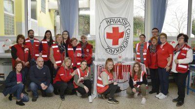 Učenici iz OŠ 'Drage Gervaisa' i Hotelijersko turističke škole izborili sudjelovanje na Međužupanijskom natjecanju Crvenog križa