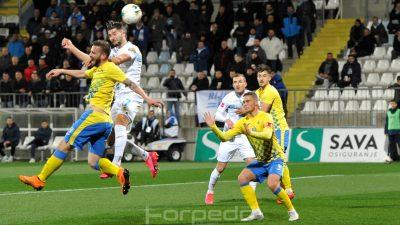 FOTO Rijeka potopila Inter – Gosti teško poraženi na Rujevici, Nino Galović zabio svoj prvijenac @ Rijeka