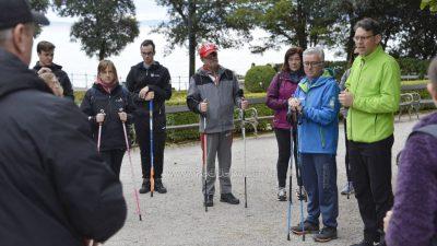 U OKU KAMERE Nordijskim hodanjem otvorena manifestacija, danas ne propustite vježbanje s Mariom Mlinarićem