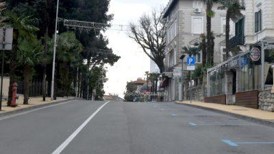 Od ponedjeljka počinje naplata parkinga u Opatiji