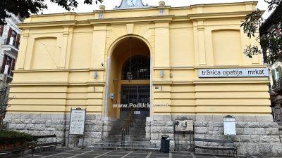 Komunalac uveo nove mjere suzbijanja širenja koronavirusa: Zatvorena Tržnica Opatija, sahrane samo u krugu obitelji…