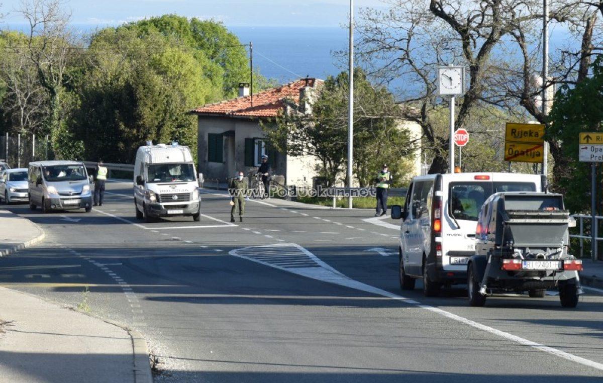 Vijećnici donijeli odluku koja je temelj za kretanje bez propusnica između Opatije i Matulja