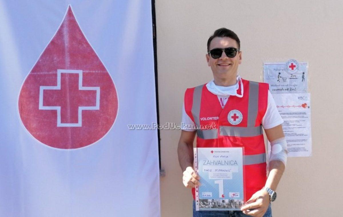 U Lovranu uspješno provedena akcija darivanja krvi uz 10 novih darivatelja