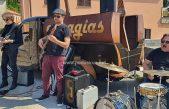 VIDEO/FOTO Blues ispunio 'grad na brege' – Jed Beckers Group održao korona koncerte na pet lokacija @ Kastav