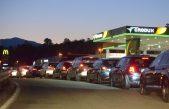 OPREZ! Zaobilaznicom kod Vrata Jadrana vozi automobil u pogrešnom smjeru