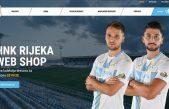 Web shop NK Rijeka ponovo otvoren