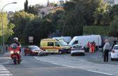 FOTO/VIDEO Zbog teže prometne nezgode promet Tošinskom ulicom odvija se otežano