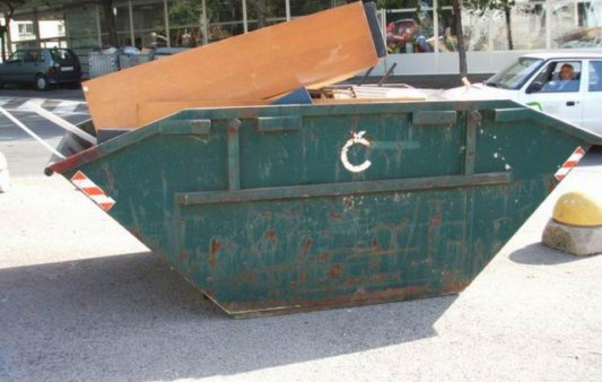 Od ponedjeljka kreće odvoz glomaznog otpada @ Kastav