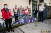 FOTO GDCK Opatija uručio slatke donacije štićenicima Doma za nezbrinutu djecu, DND-u Opatija te UOI Opatija