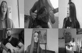 FOTO Daleko od očiju ne znači i daleko od srca – Sadašnji i bivši učenici iz Učeničkog doma Lovran snimili pjesmu