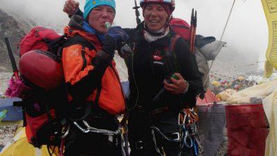 Na današnji dan Iris i Darija Bostjančić kročile su na krov 'svijeta' Mont Everest 2009.