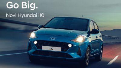 PROMO Novi i10 čeka vas u Permanima @ Hyundai Afro