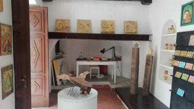 U OKU KAMERE Kastavski umjetnik Saša Jantolek atelje preselio na novu adresu, tik do gradskih vrata