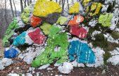 FOTO Obišli smo Land Art stazu na Učki – Kada se spoje umjetnost i priroda