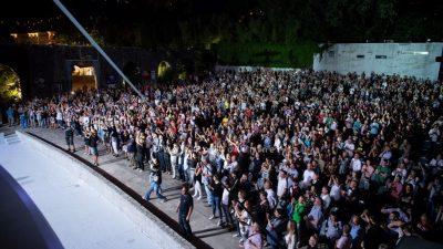 Od srijede mogući koncerti do 100 posjetitelja u zatvorenom i do 300 na otvorenom