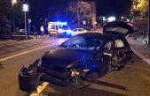 FOTO Krš i lom na Panorami – Zbog teže prometne nezgode promet teče otežano