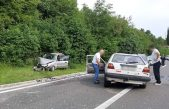 Teška prometna nesreća nedaleko restorana Dina, tunelska cesta zatvorena za promet