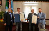 FOTO Robertu Popeskiću i Igoru Stangeru uručene nagrade @ Lovran