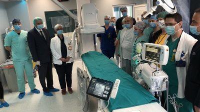 FOTO Thalassotherapija Opatija započela s redovnim radom i predstavila novi angiografski uređaj