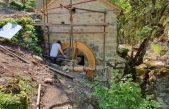 FOTO/VIDEO Mitski park Trebišća dobio novu atrakciju – Obnovljeni mlin iz 16. stoljeća