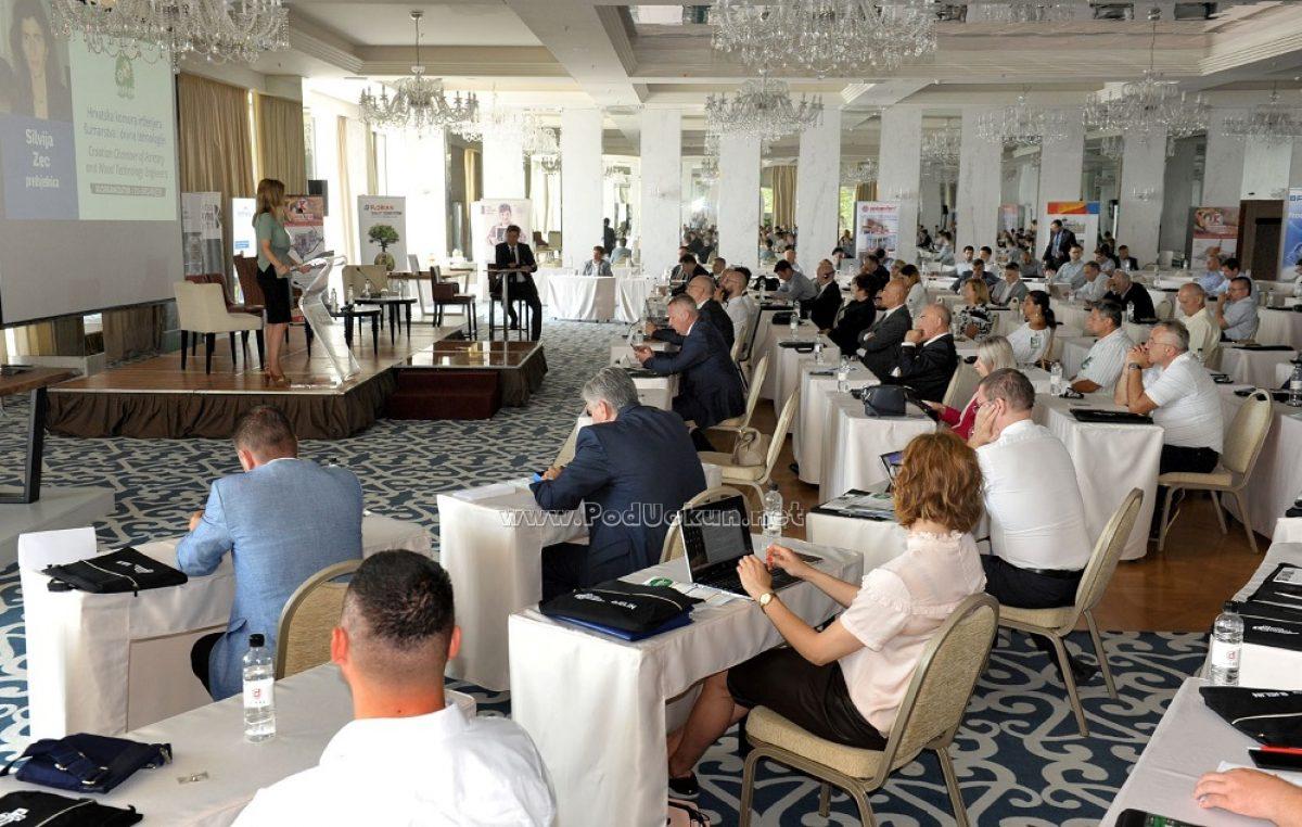 Otvorena 17. Drvno-tehnološka konferencija @ Opatija