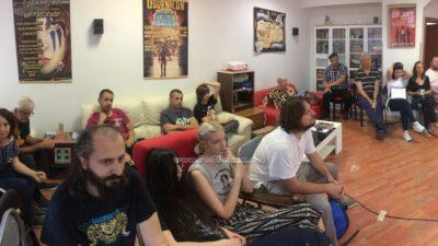 "FOTO Opatija Coffeehouse Debates: Milovan Matetić održao sjajno predavanje ""Šah – putovanje u prošlost"""